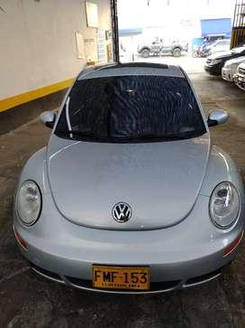 Volkswagen New Beetle GLS Modelo 2008 Refull.