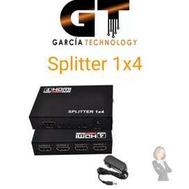 SPLITTER 1x4