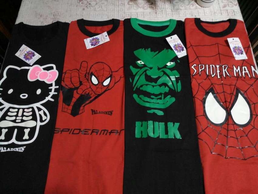 Remeras Kittie Hulk Brilla en La Oscur 0