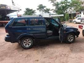 Vendo Camioneta Ssangyong Modelo 97 o permuto