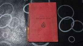 Libro de Francés.