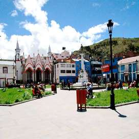 Hermoso miniDepartamento en pleno centro de Puno