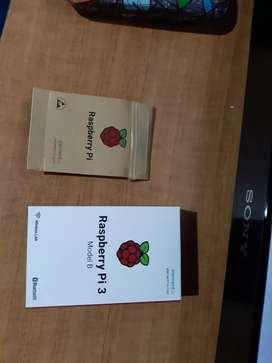 Rasberry pi 3b completa con 32gb