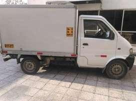 Camión refrigerado 1 ton.