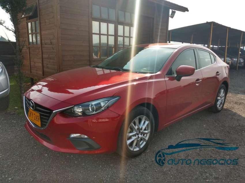 Mazda 3 Prime Automático Sedan 2016 0