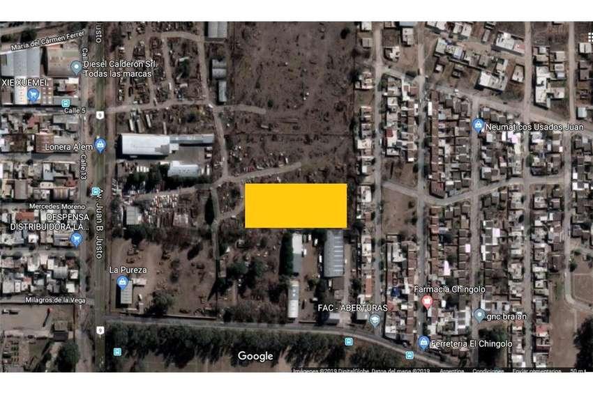 Venta terreno 6960 m² apto loteo z/Liceo Militar 0
