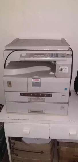 Fotocopiadora lanier316