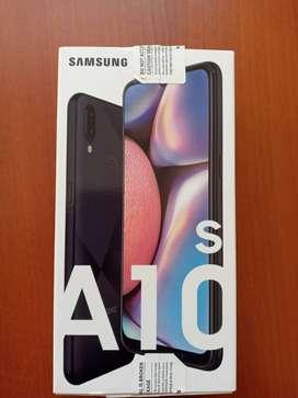 Smarphone SAMSUNG Galaxy A10s Negro