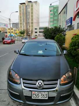 Volswagen Jetta style 2.5 secuencial  6 cambios tiptronic 2009
