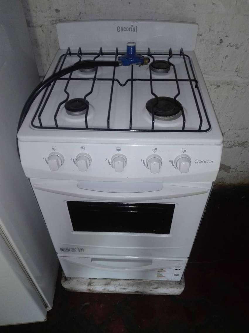 Cocina nueva se uso solo media hora una sola vez 0