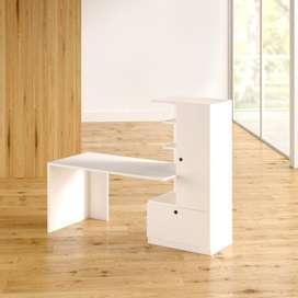 escritorio modelo lasath en melamina 1