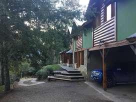ep51 - Casa para 6 a 12 personas con cochera en San Martín De Los Andes