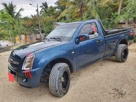 Se vende hermosa luv dmax 2007 CS a diesel