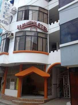 Vendo Hotel en Atacames