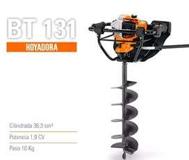 Vendo ahoyadora Sthil 131