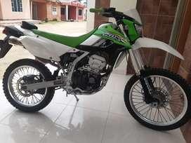 Klx 250 2018