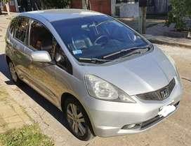 Honda Fit 1.5 Exl At 2011 Full caja automática 120cv