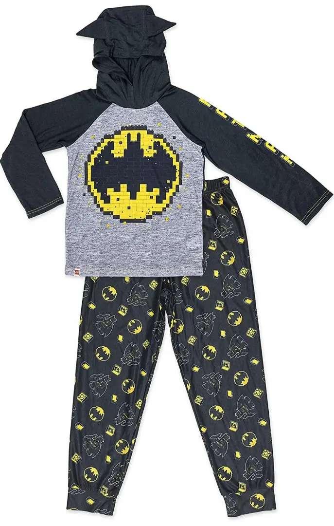 Pijama Original para niño Batman LEGO americana