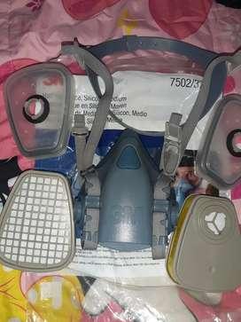 Respirador 3m nuevo