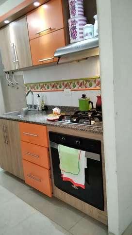 Apartamento en popayan, barrios las garzas primer piso