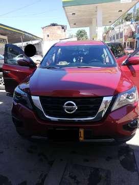 venta de Camioneta Nissan Pathfinder