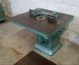 TUPÍ DE FUNDICIÓN mesa de 87x87 cm (máquina carpintería fábrica mueble tipo tupy)