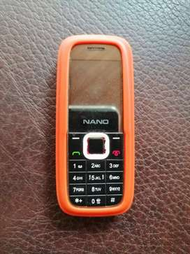 Teléfono Nano, simulación Nokia