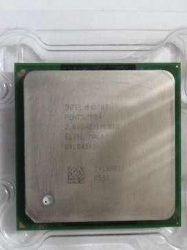 Procesador Pentium 4