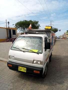Camioncito Daewoo papeles al dia