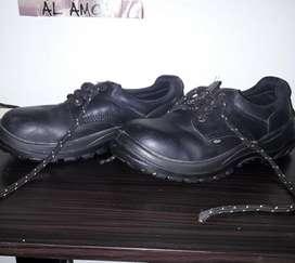 Zapatos de Seguridad Att Punta de Acero