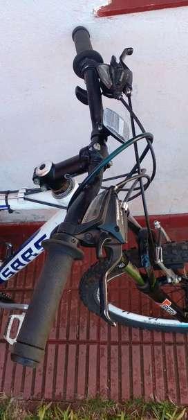 Vendo bicicleta rodado 26 18 vambios