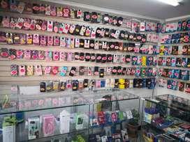 Vendo - cambio negocio de Venta de Accesorios de celular, papelería en general