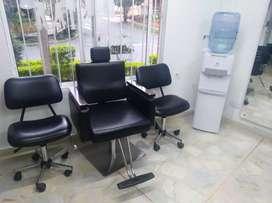 Vencambio mobiliario para peluqueria y spa de uñas