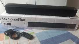 Barra de sonido LG Bluetooth  Sound Bar