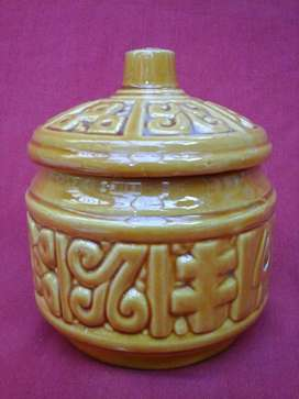 Caramelera De Ceramica de gran tamaño