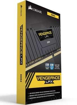 Memoria Ram Corsair Lpx 32 Gb (2x16 Gb) Ddr4 3200 Mhz
