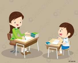 Tutora o maestra de apoyo