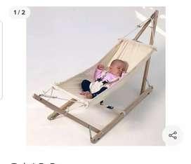 Venta de hamaca para bebe