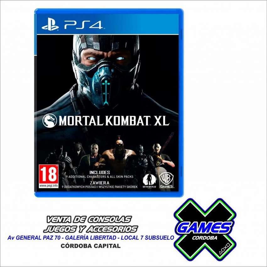 Mortal Kombat Xl 0