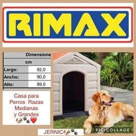 Casa Perro Razas Medianas Grandes Rimax