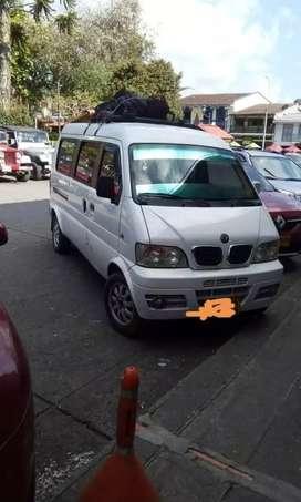 Vendo van pasajeros modelo 2011