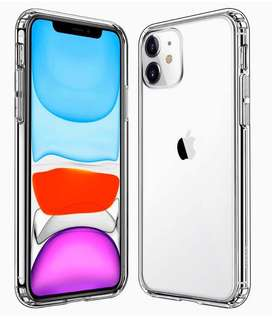 Funda/Carcasa/Case transparente para Iphone 11