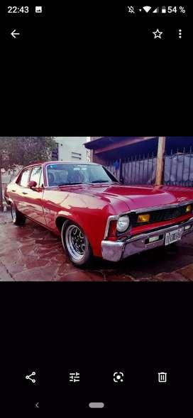 Vendo Chevy Malibú 1975 o permuto