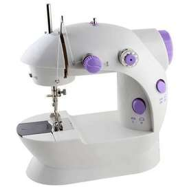 Mini maquina de coser Portátil Mini Sewing Machine 4in1 Eléctrica DOMICILIO GRATIS