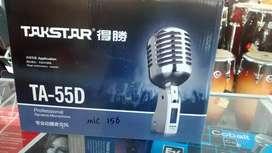 Microfono takstar TA-55D
