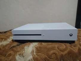 Xbox one S de 500 Gigas en muy buenas condiciones
