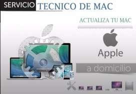 SERVICIO TÉCNICO APPLE MAC, MOSQUERA/FUNZA/MADRID/FACA