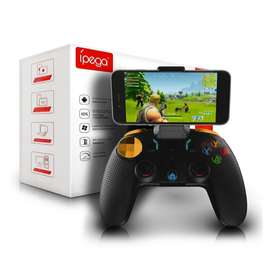 Control Ipega  9118 Dorado Gamepad Celular iPhone Android