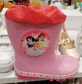 Botas de princesa