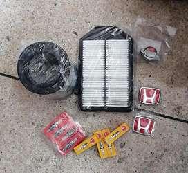 Repuestos Honda  pastillas, discos freno, motor latas suspension, embrague